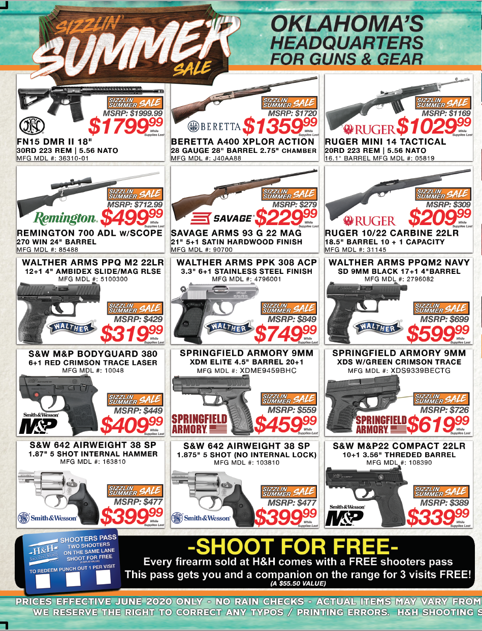 June 2020 Sales Flyer Page 2