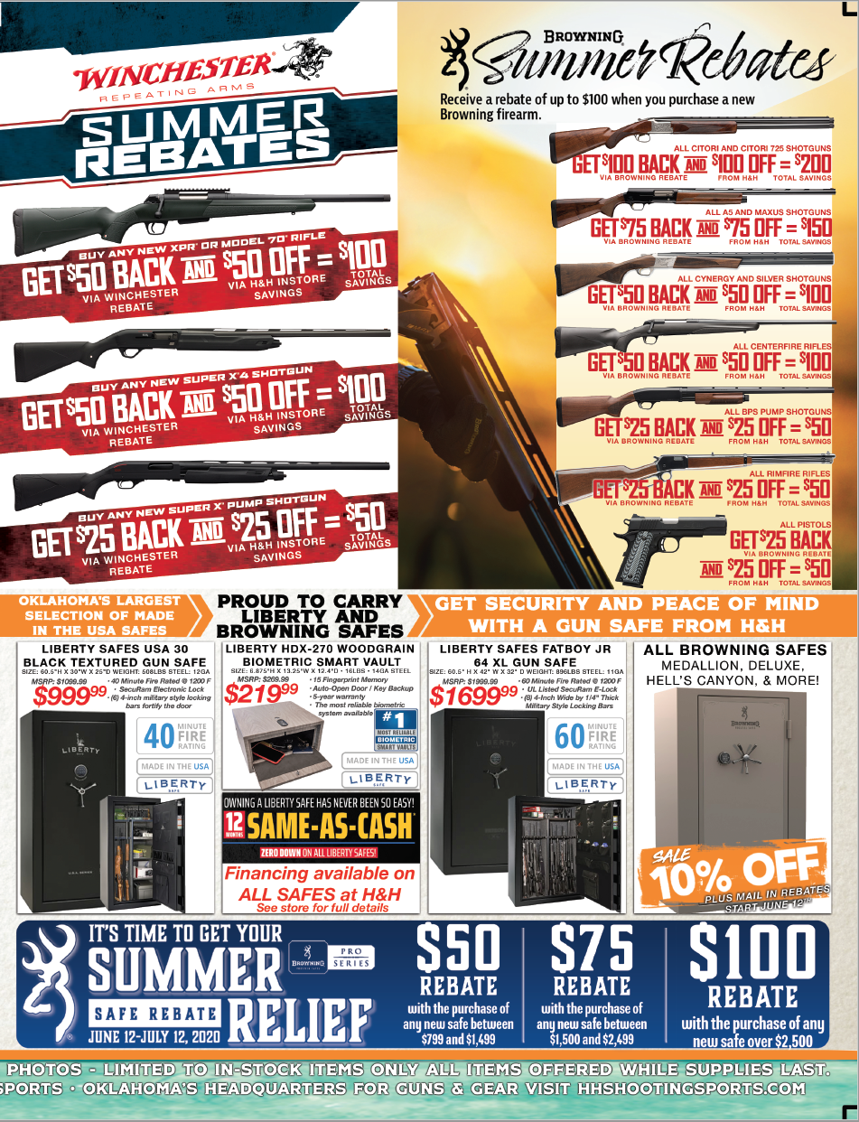 June 2020 Sales Flyer Page 3