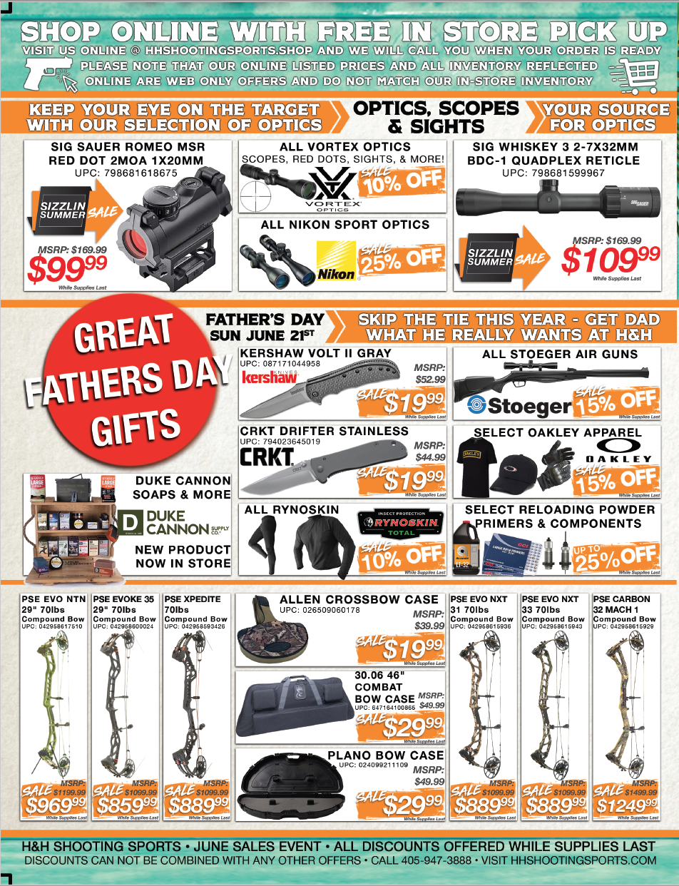 June 2020 Sales Flyer Page 4